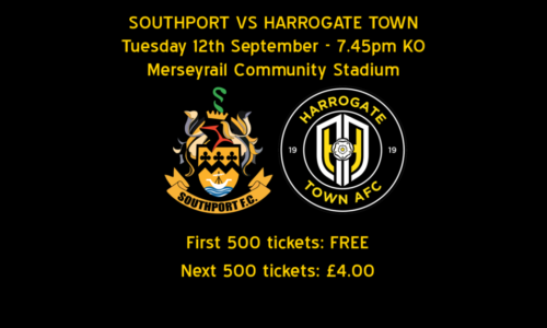 Limited Number Of Free Harrogate Tickets Remaining