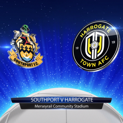 HIGHLIGHTS | Southport 1-4 Harrogate Town