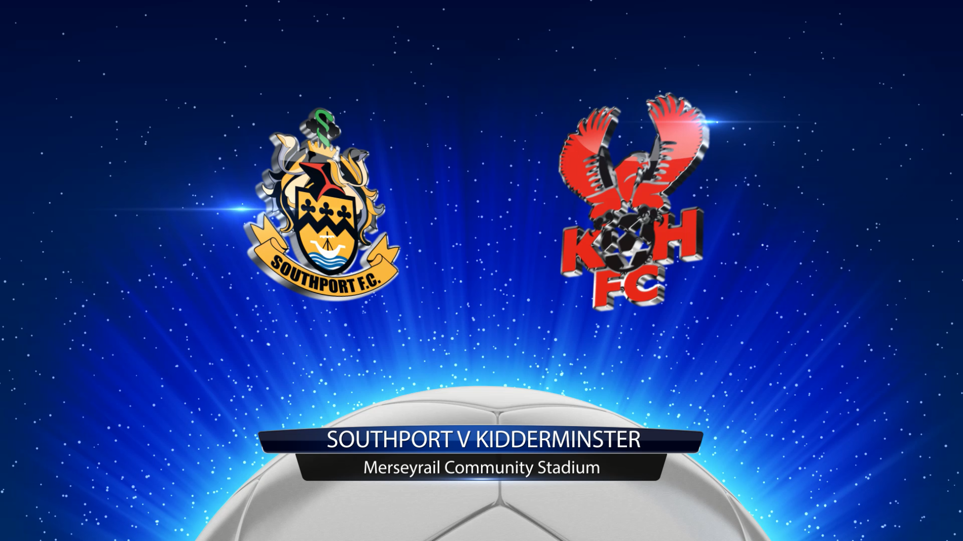 HIGHLIGHTS | Southport 0-3 Kidderminster Harriers