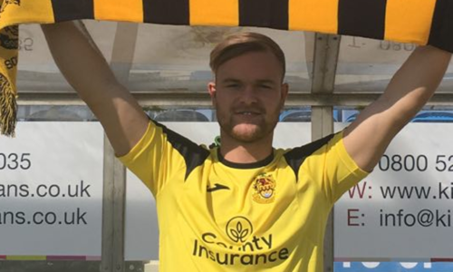 TRANSFERS | Nathan Lowe Joins Sandgrounders