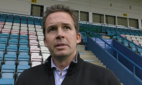 INTERVIEW | Davies After Telford Draw