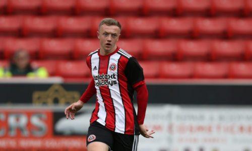 Striker Jordan Hallam Joins On Loan From Sheffield United