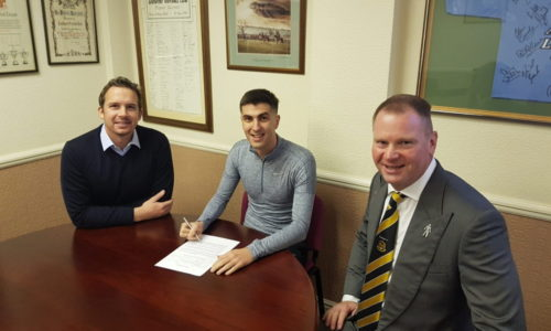 TRANSFERS | Southport Sign David Lynch From FC Halifax