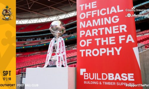 Southport draw Stockport (a) in Buildbase FA Trophy