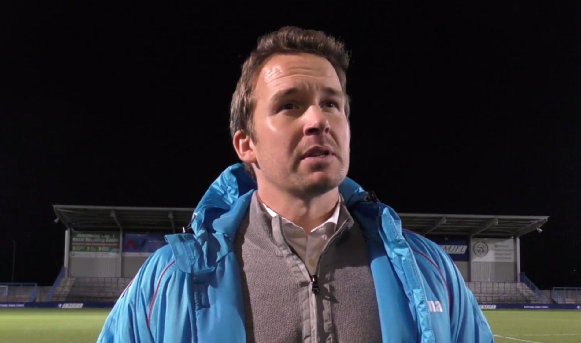 INTERVIEW | Kevin Davies After Final Game