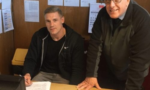 TRANSFERS | Goalkeeper Jon Worsnop Joins Sandgrounders