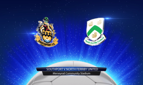HIGHLIGHTS | Southport V North Ferriby