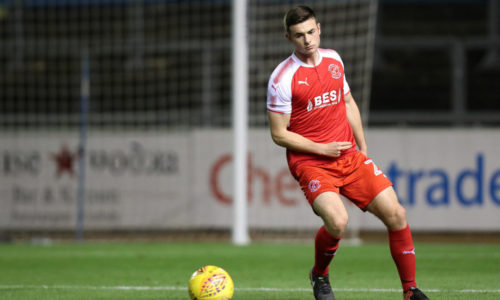 TRANSFERS | Defender Nathan Sheron Loaned From Fleetwood Town