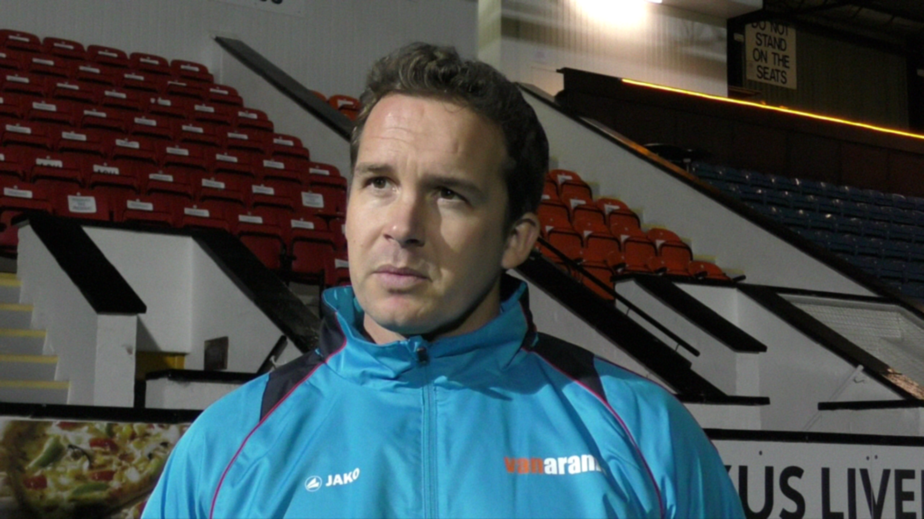 INTERVIEW | Kevin Davies After Bradford PA Defeat