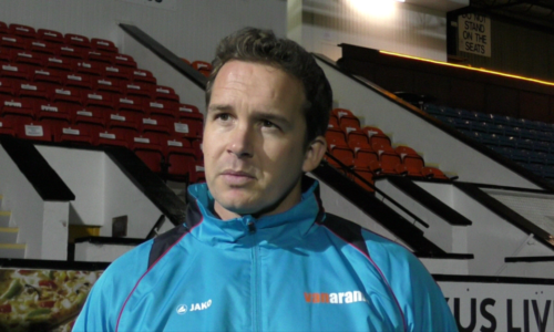 INTERVIEW   Kevin Davies After Bradford PA Defeat