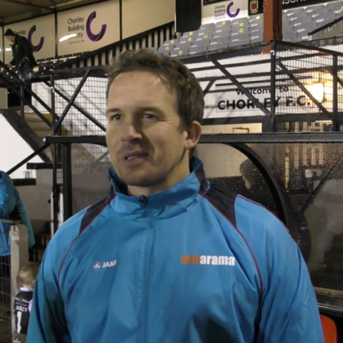 INTERVIEW | Kevin Davies After Chorley Draw
