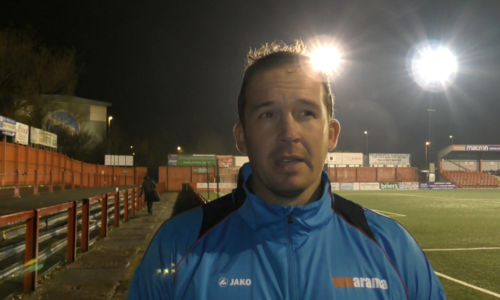 INTERVIEW   Kevin Davies After Tamworth Draw