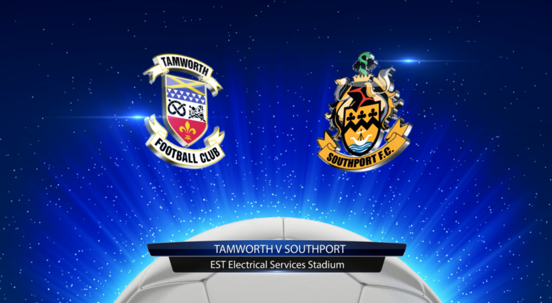 HIGHLIGHTS | Tamworth 3-3 Southport