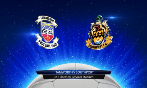 HIGHLIGHTS | Tamworth 3-3 Southport