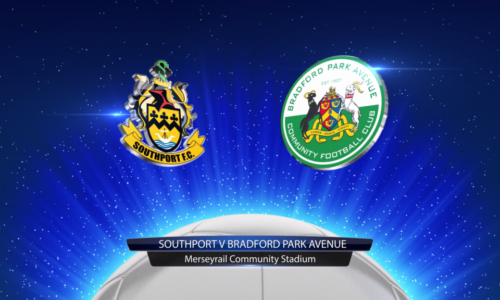 GOALS | Southport 0-4 Bradford PA