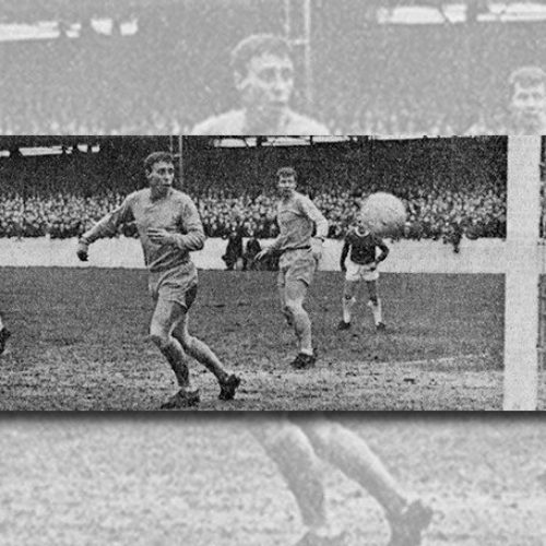 50 YEARS ON | Everton Cup Tie Remembered