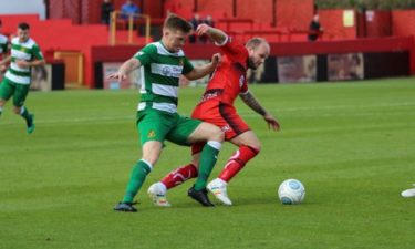 TRANSFERS | Adam Dugdale Loaned Out