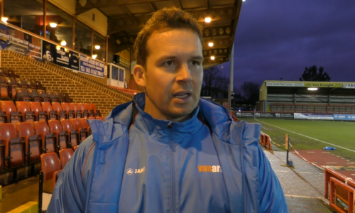 INTERVIEW | Kevin Davies After Kidderminster Defeat