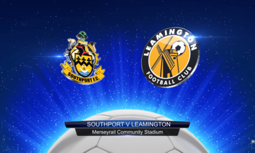 HIGHLIGHTS | Southport 2-0 Leamington