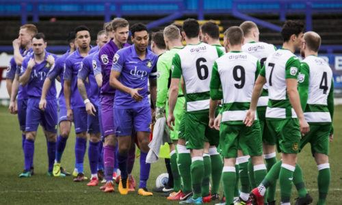 PREVIEW   Port Prepared For North Ferriby Test