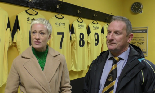 INTERVIEW | Natalie Atkinson And Steve Haw On Ground Refurbishment Plans