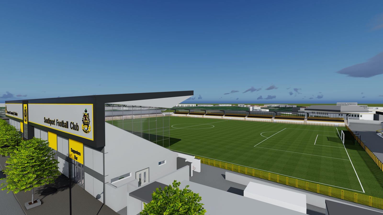 "Southport FC are proud to present our vision for our stadium, our season tickets, our community programme and our college academy.    Our CEO Natalie Atkinson:    Â""The history books speak for themselves but today we start a new chapter at Haig Avenue, as we launched the vision for the coming years..."