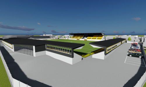 Renovation Work Begins At Merseyrail Community Stadium