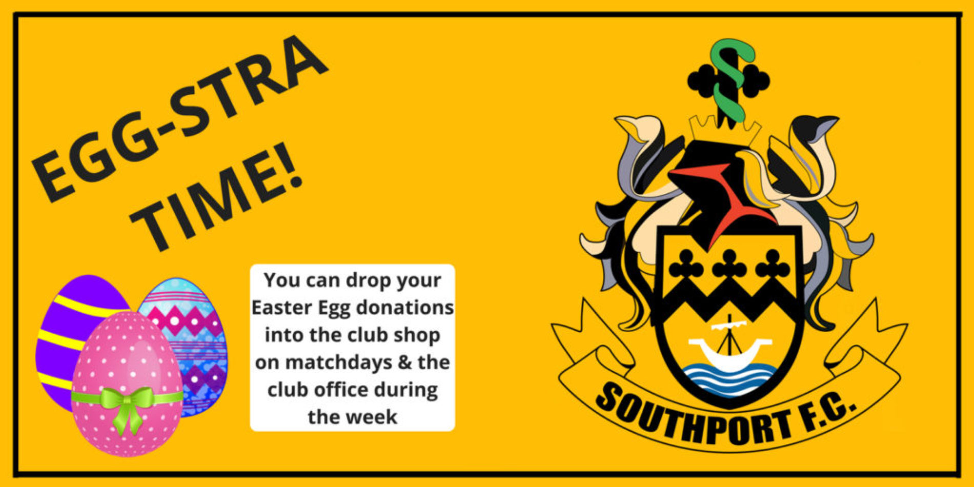 Egg-Stra Time! Club Seeks Easter Egg Donations For Southport Families