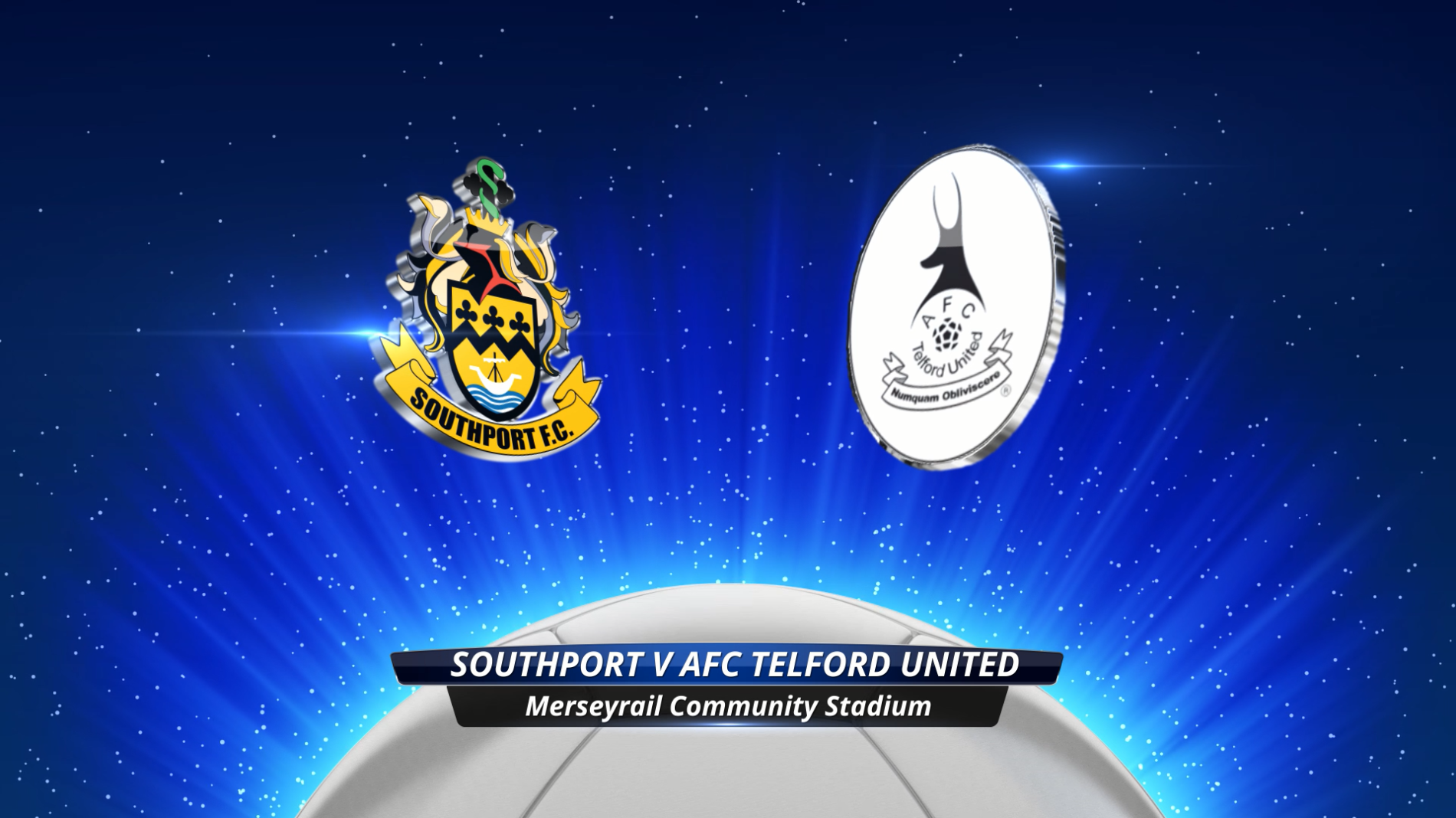 HIGHLIGHTS | Southport 3-0 AFC Telford United