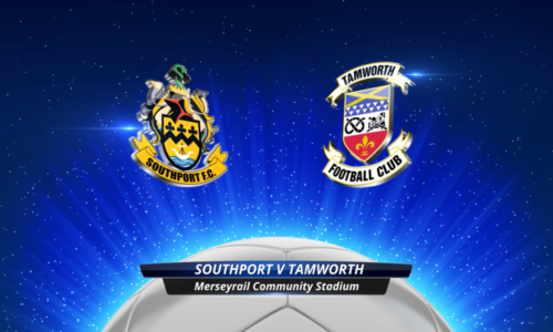 HIGHLIGHTS | Southport 3-0 Tamworth