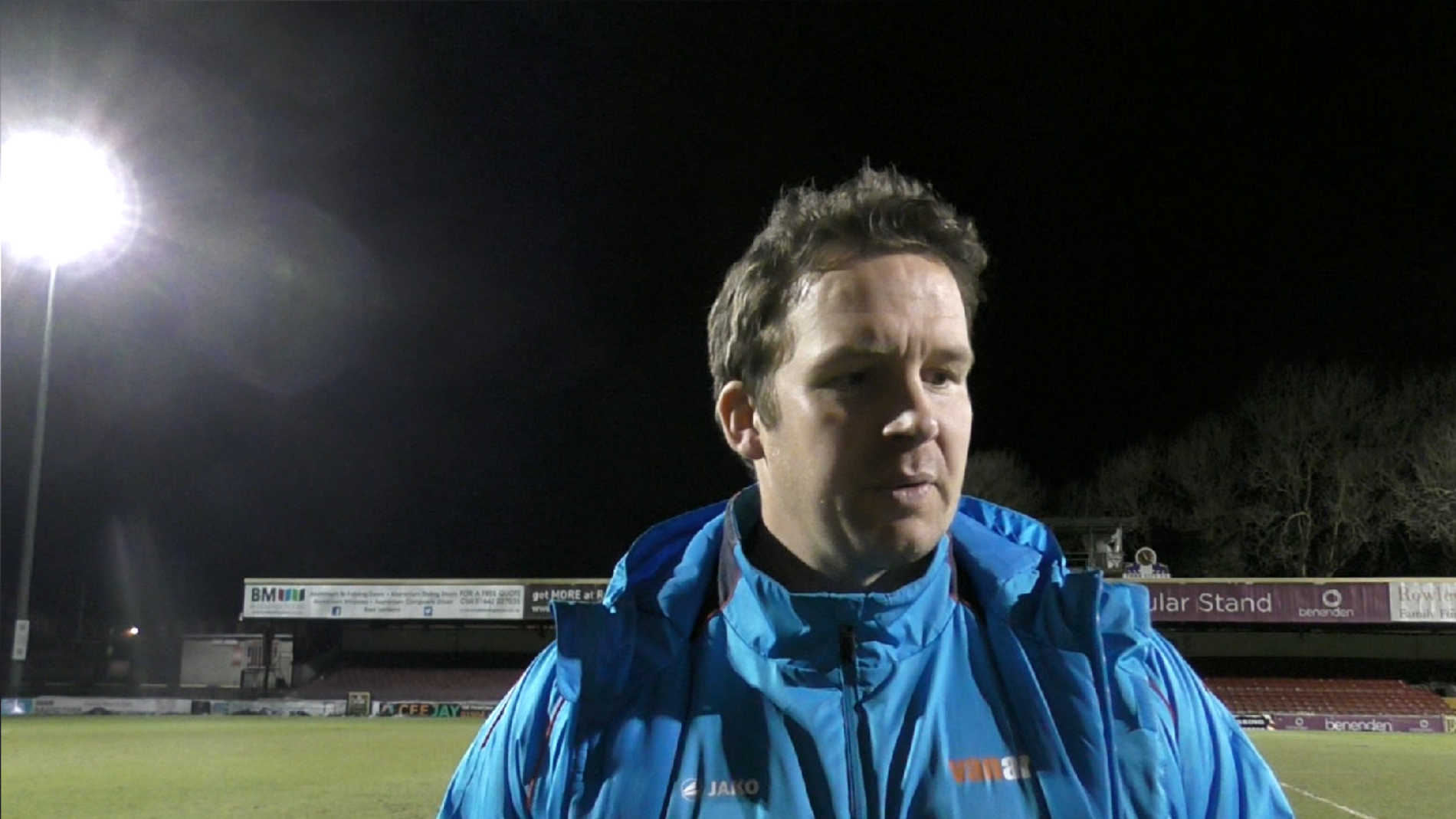 INTERVIEW | Kevin Davies After York Defeat