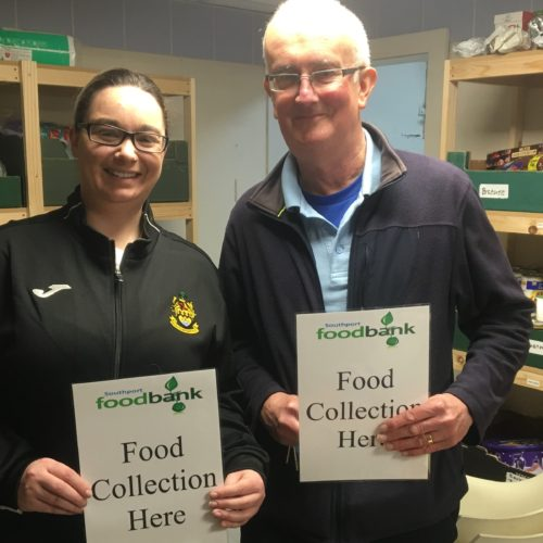 Merseyrail Community Stadium To Become Foodbank Collection Point