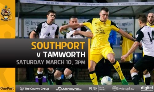 PREVIEW | Southport Look For Fifth Consecutive Home Victory On Saturday