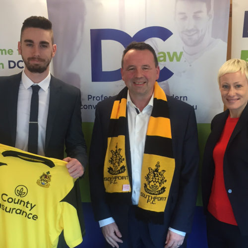 Club Forms New Partnership With DC Law