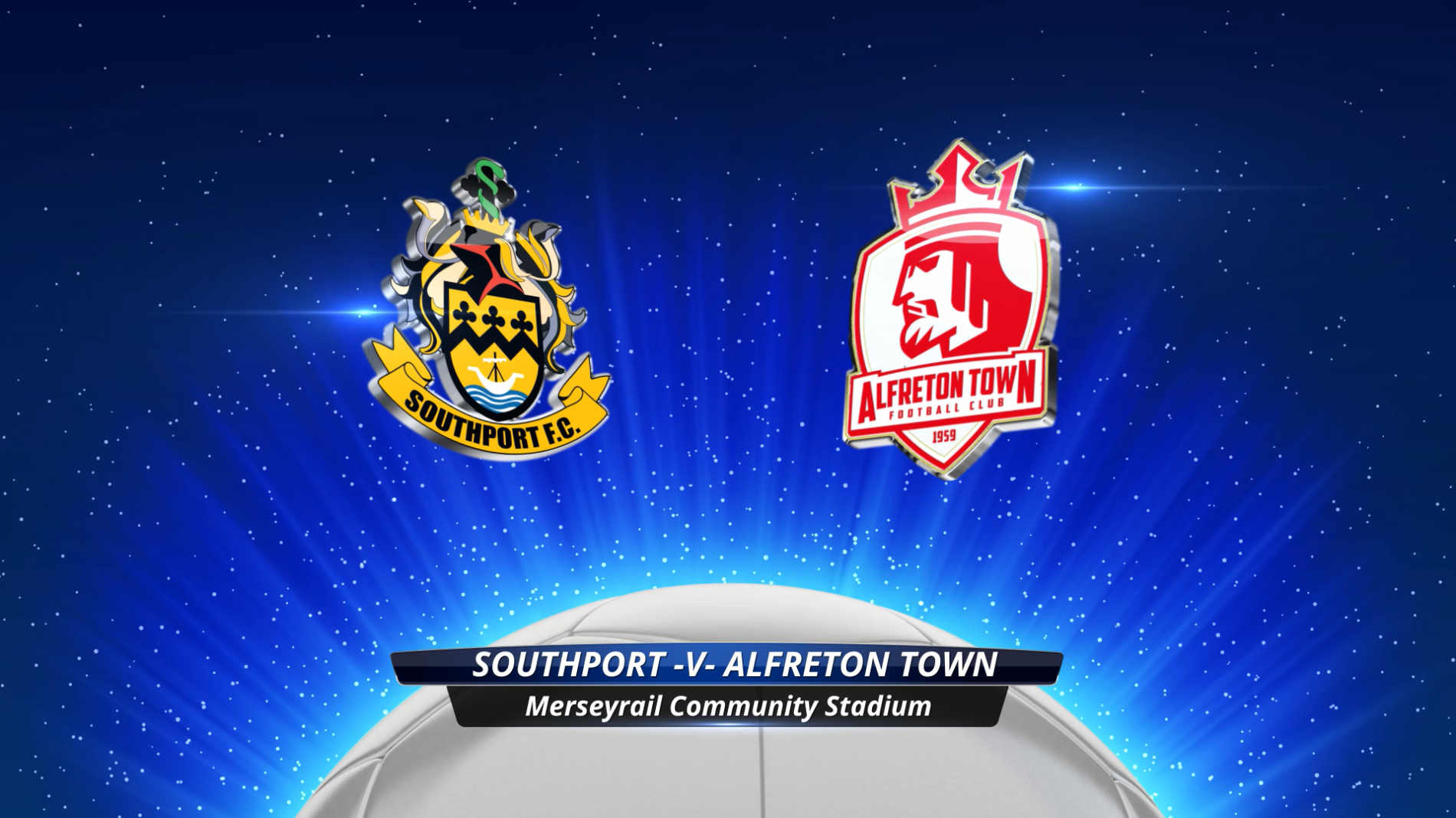 HIGHLIGHTS | Southport 1-3 Alfreton