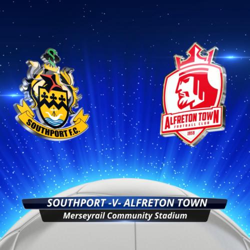 HIGHLIGHTS | Southport 1-3 Alfreton