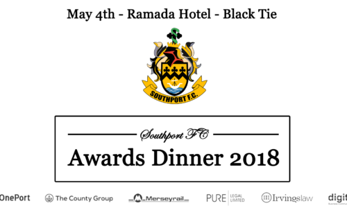 Bookings Now Open For Club Gala Awards Evening