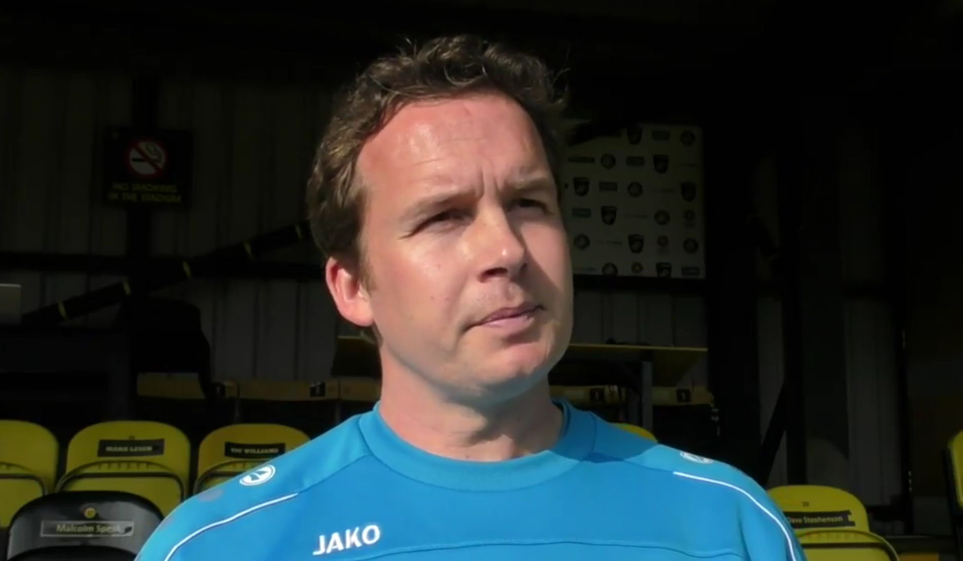 INTERVIEW | Kevin Davies After Harrogate