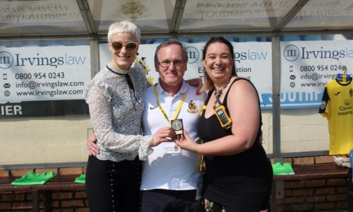 Leslie Rooney Wins Volunteer Of the Month