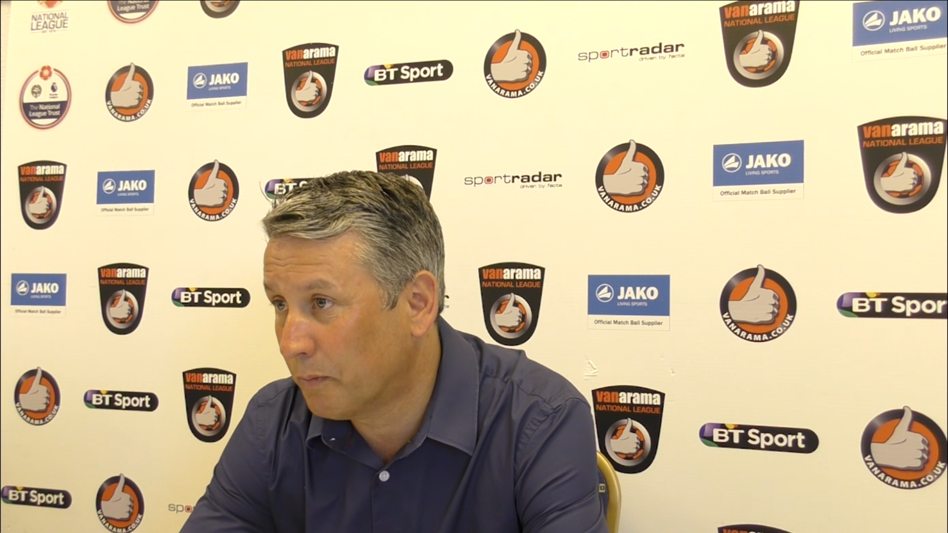 INTERVIEW | Liam Watson's First Interview Upon Managerial Return