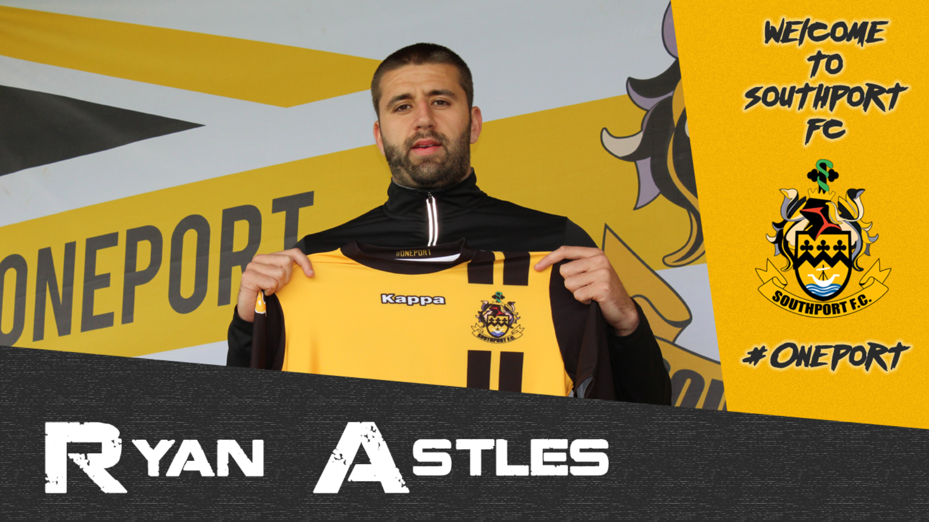 TRANSFERS | Ryan Astles Signs For Sandgrounders