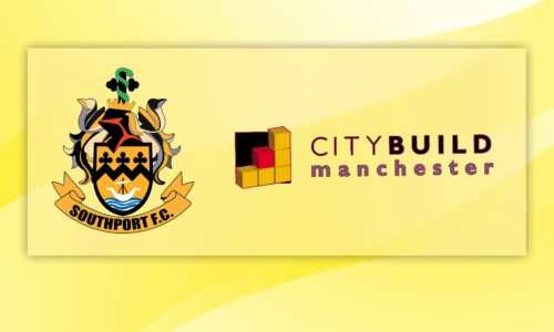 City Build Confirmed As Shorts Sponsor