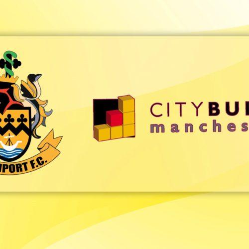 City Build Confirmed As Shorts Sponsor