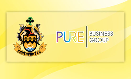 Southport FC Receive More 'Backing' With Additional Shirt Sponsor