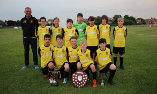 Southport FC Juniors Awards Evening