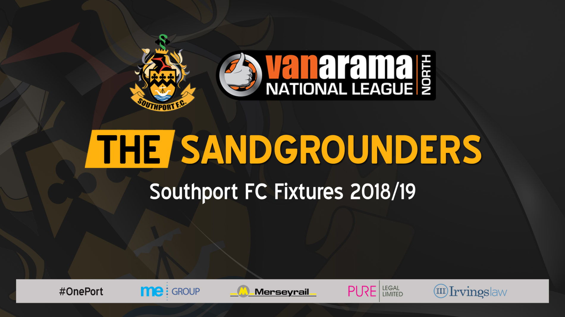 2018/19 National League North Fixtures Released!