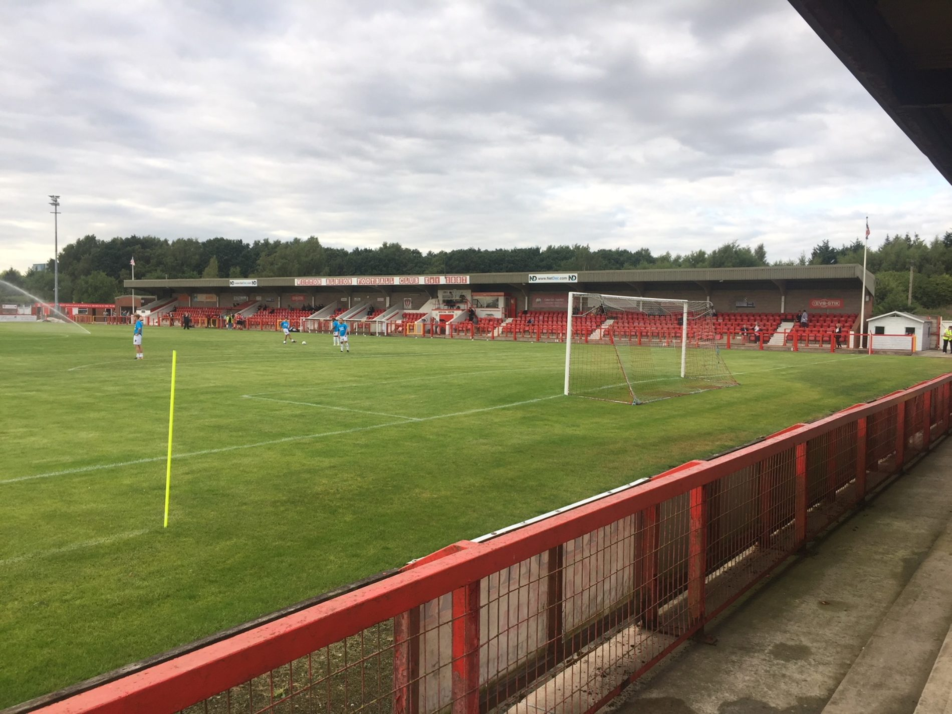 PRE-SEASON | Witton Albion 0-3 Southport