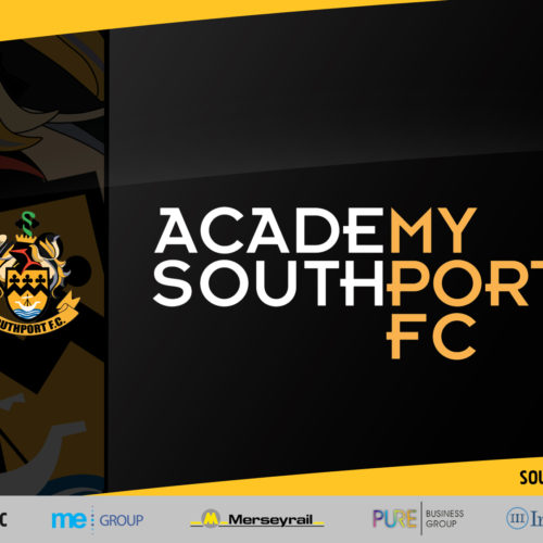 KICK-OFF | Academy Southport Update