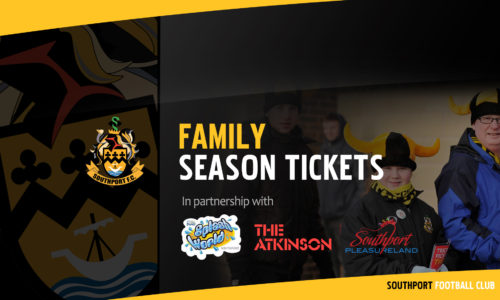 UPDATE | Family Season Ticket