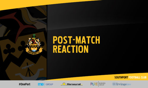 REACTION | Watson After Darlington